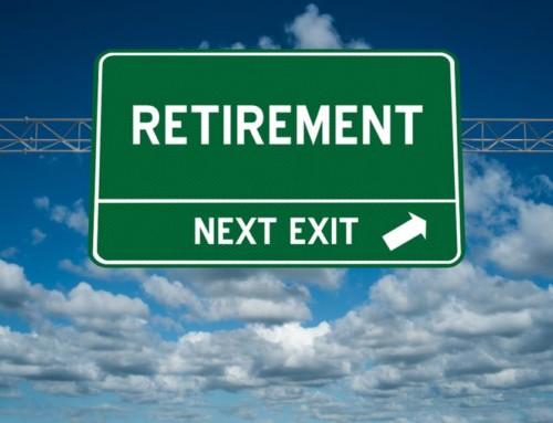 Heading to Retirement
