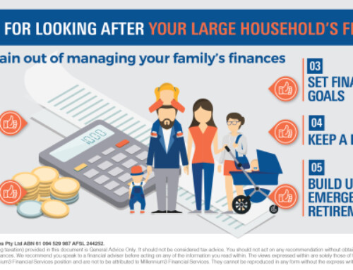 Looking after your Household Expenses